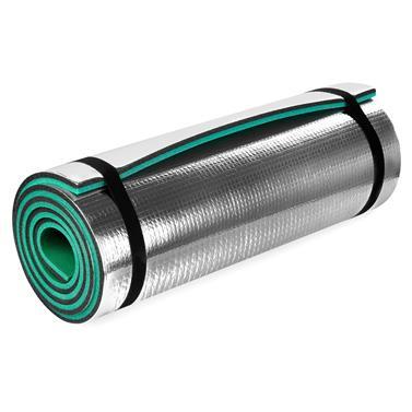 Karimatka XPE/hliník Spokey Kodiak 180x50cm zelená