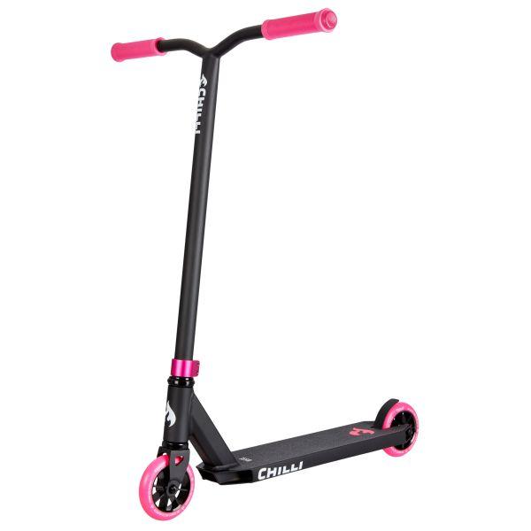 Freestyle koloběžka Chilli Base růžová