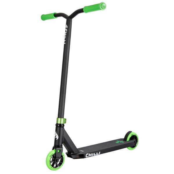 Freestyle koloběžka Chilli Base zelená