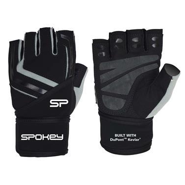 Fitness rukavice Spokey Bolster vel. M - XL