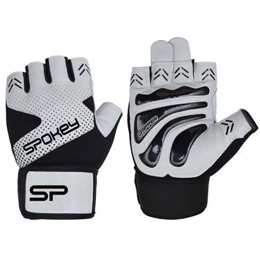 Fitness rukavice Spokey Hiker vel. M - XL