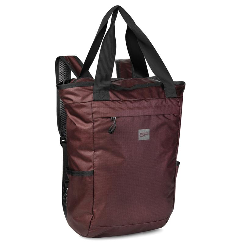 Batoh a taška v jednom Spokey Osaka červený 20l