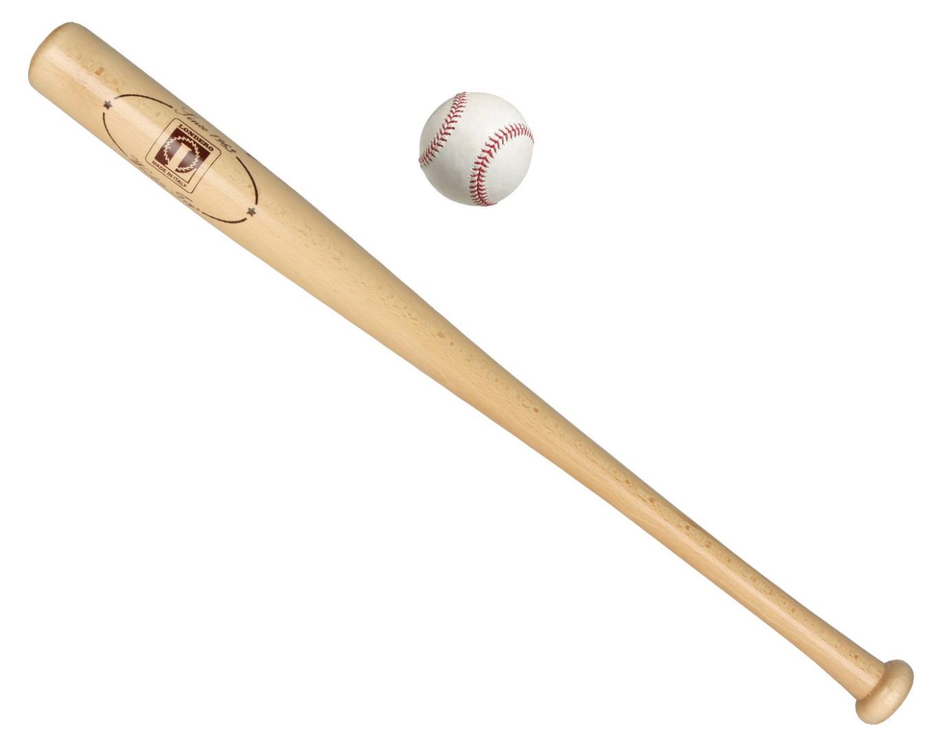 Baseball pálka s míčkem 30