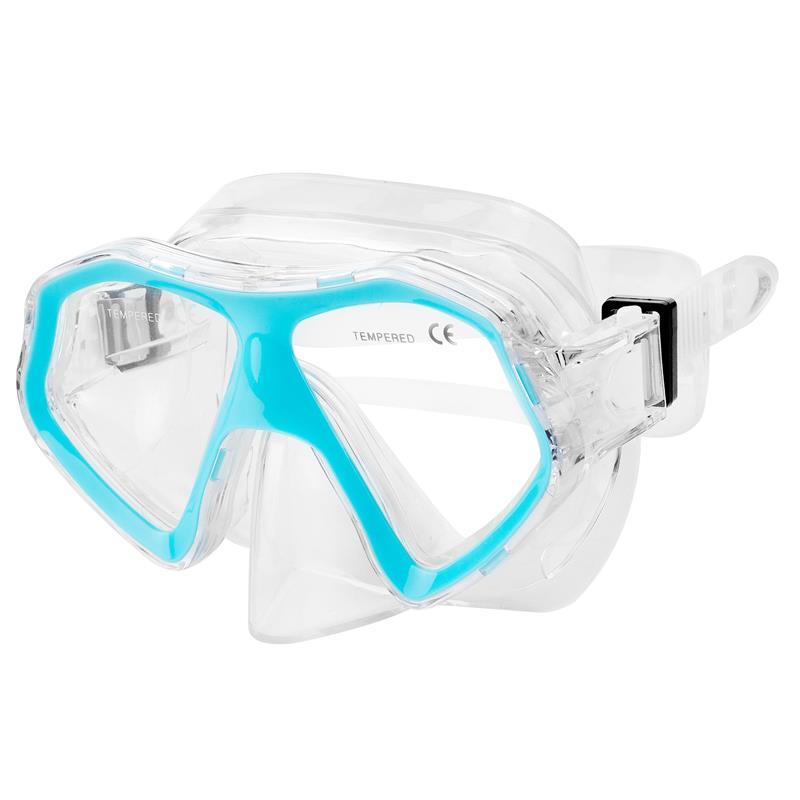 Juniorská maska na šnorchlování Spokey Catfish