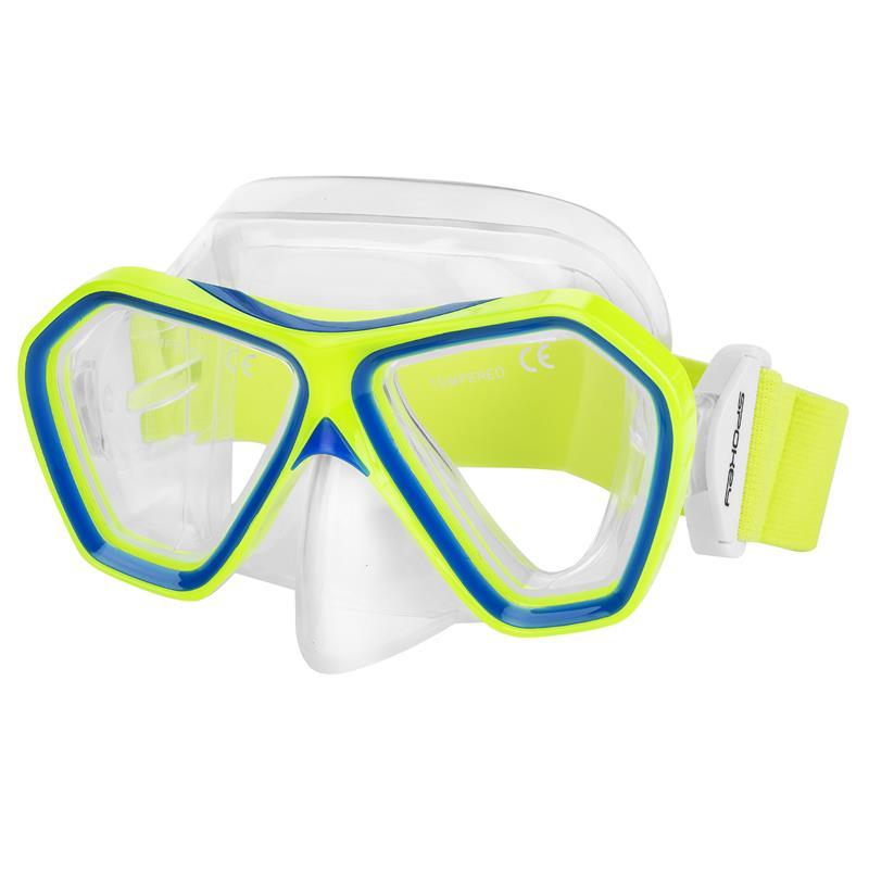 Juniorská maska na šnorchlování Spokey Perch JR