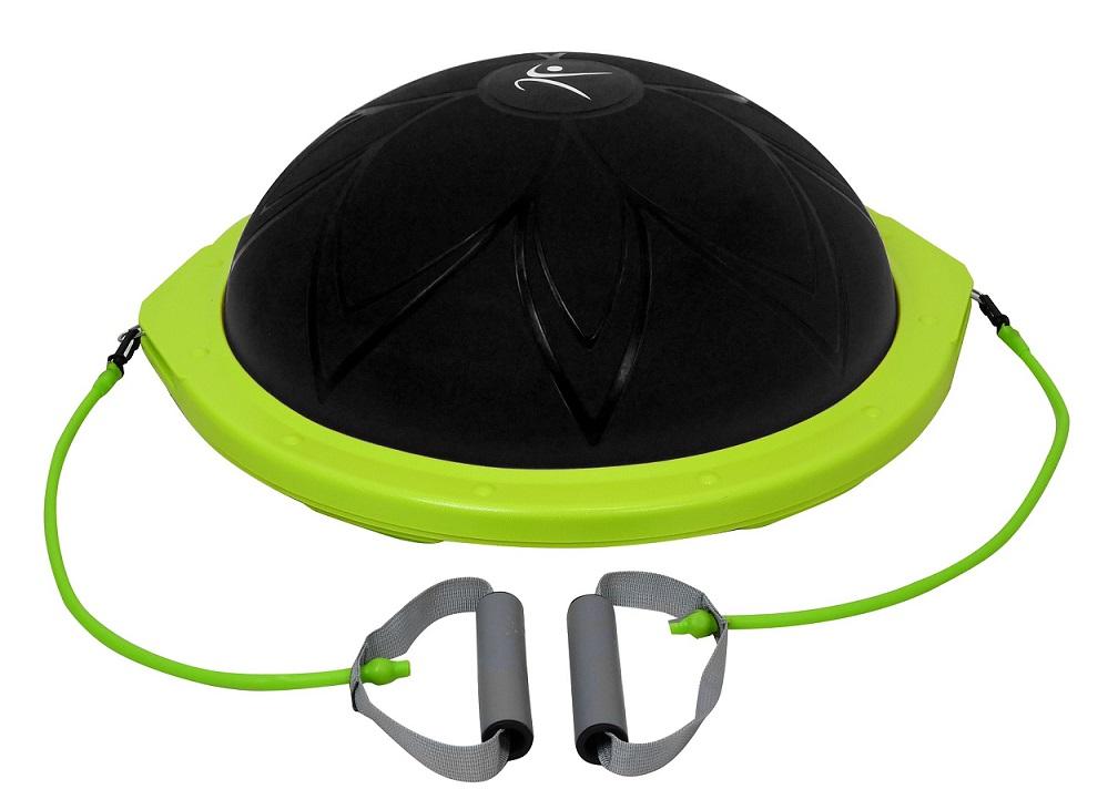 Balanční podložka Lifefit balance Ball černá 60cm