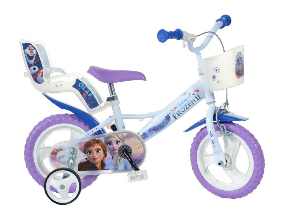 Dětské kolo Dino Bikes 124RL-FZ3 Frozen - Ledové království 12