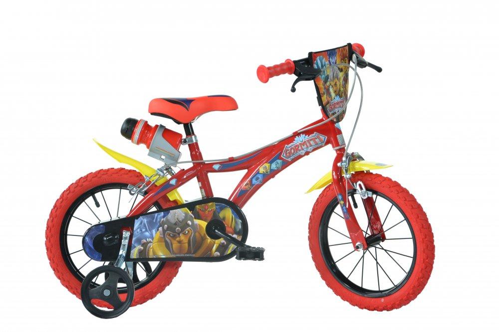 Dětské kolo Dino Bikes 614-GR Gormiti 14