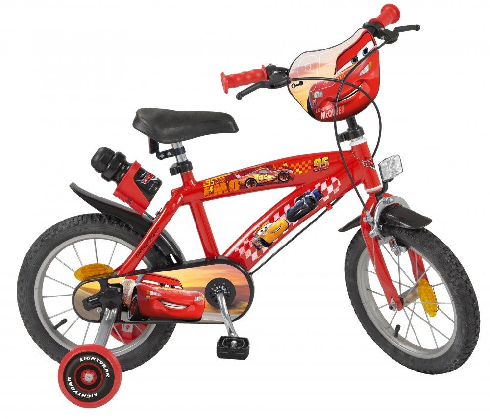 Dětské kolo Toimsa Cars 14