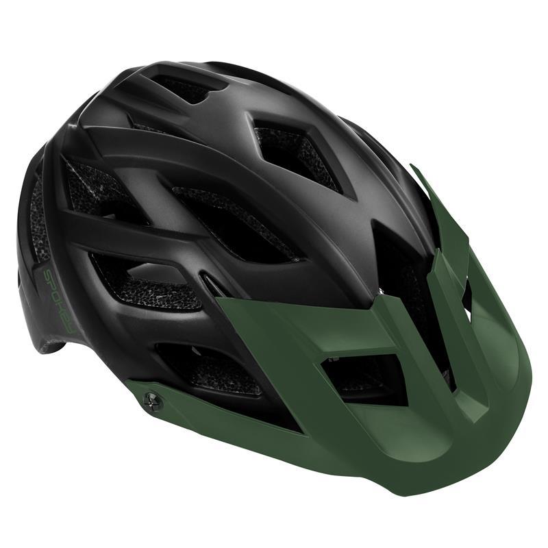 Cyklistická přilba pro dospělé a juniory Spokey Singletrail 58-61 cm