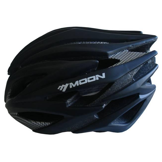 Cyklistická helma Acra černá velikost M (55-58cm)