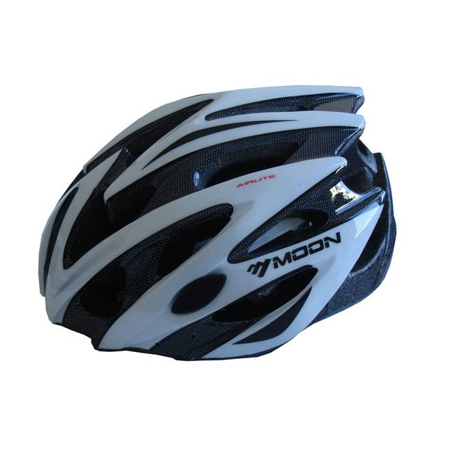 Cyklistická helma Acra bílá velikost M (55-58cm)