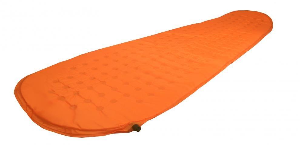 Samonafukovací karimatka Sedco Hiker 2,5cm oranžová