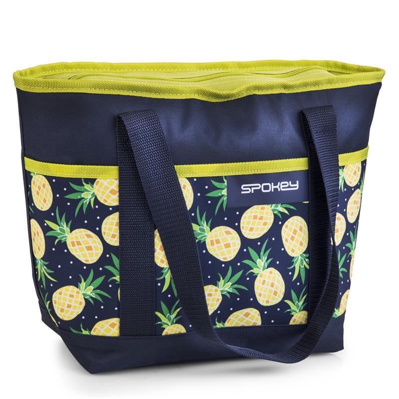 Termo taška malá Spokey Acapulco ananas 39x15x37cm