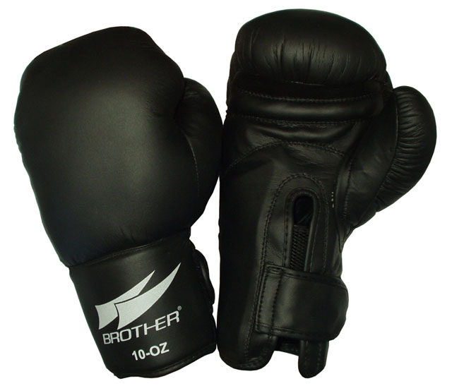 Boxerské rukavice PU kůže 6 - 14 oz.