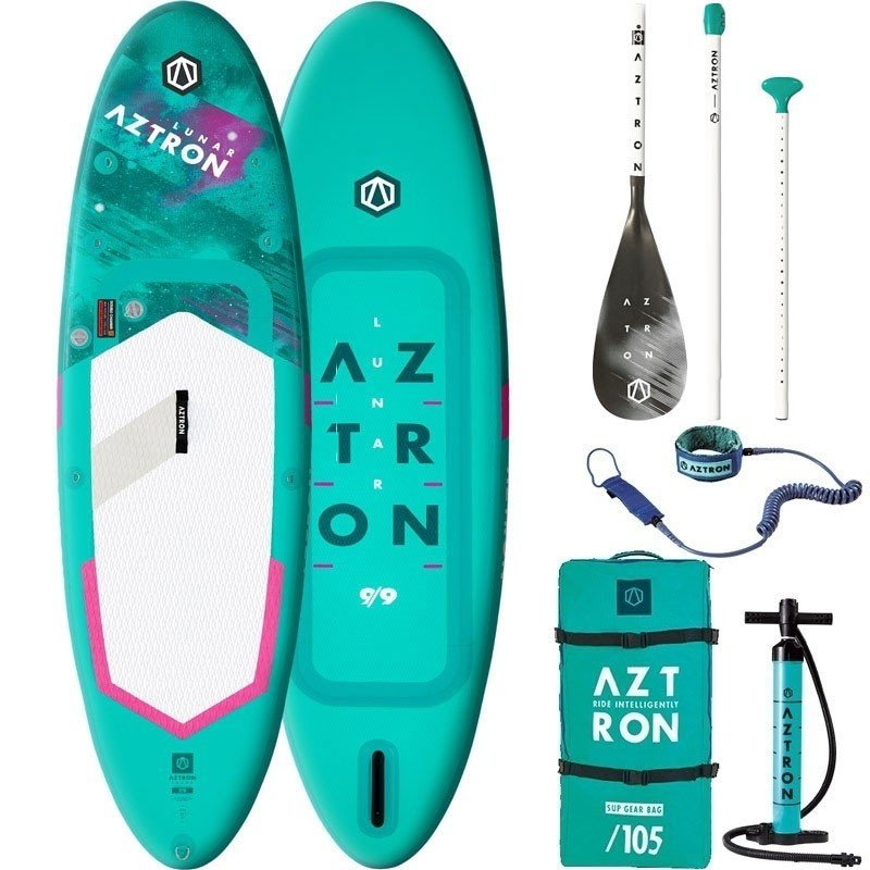 Paddleboard Aztron Lunar All Round Set 297cm
