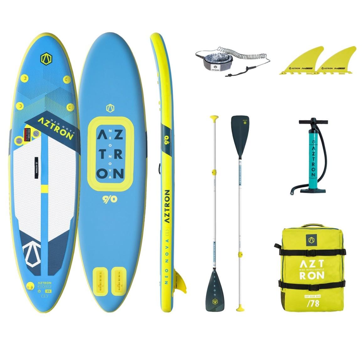Paddleboard Aztron Neo Nova Compact Set 274cm