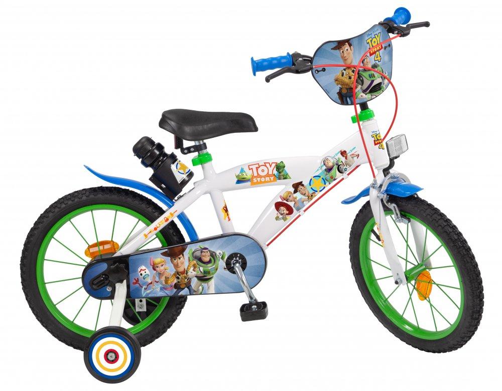 Dětské kolo Toimsa Toy Story - Příběh hraček 16