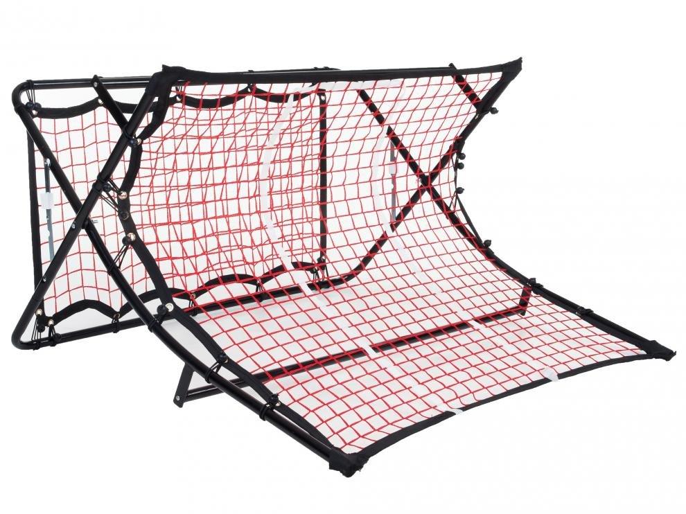 Odrazová síť kopaná P2I Soccer Rebounder 112x106x63cm