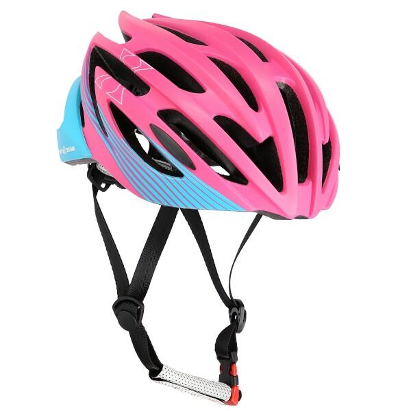 Cyklistická helma Nils Extreme MTW24 růžová
