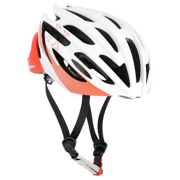 Cyklistická helma Nils Extreme MTW24 bílá