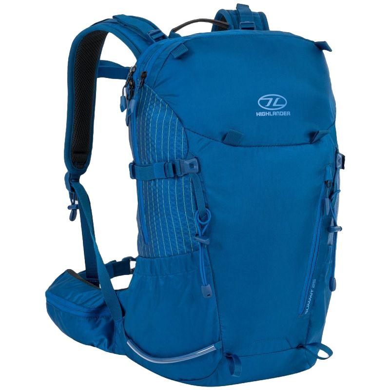 Batoh Highlander Summit modrý 25l