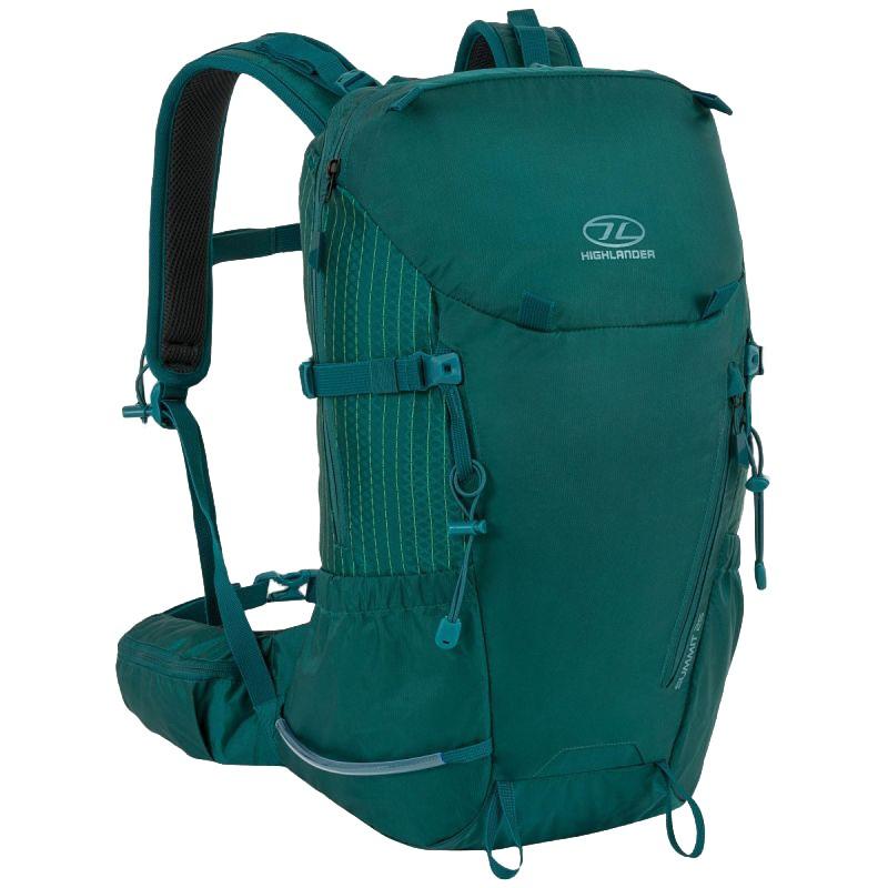 Batoh Highlander Summit zelený 25l