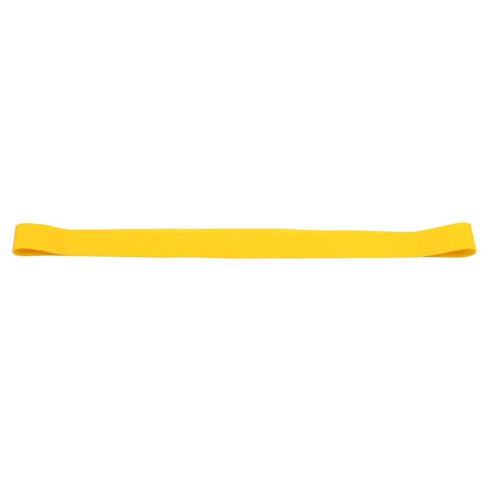 Posilovací guma Fitness O Band 57x2cm - nejlehčí