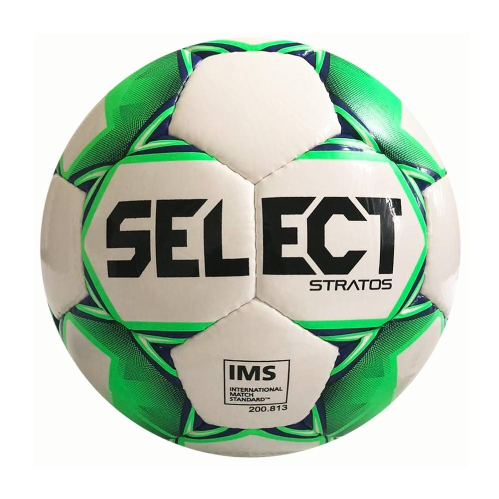 Fotbalový míč Select FB Stratos bílo-zelená