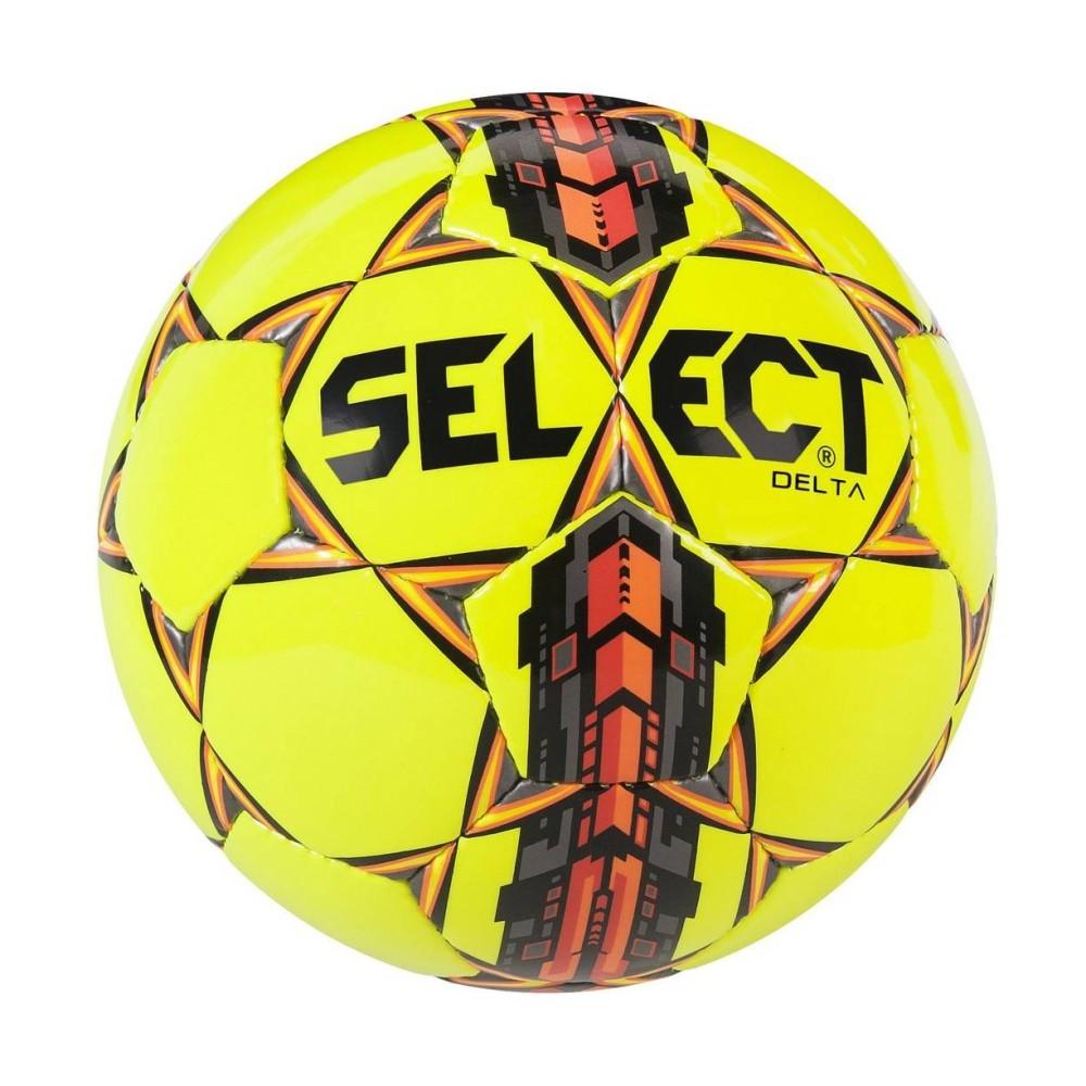 Fotbalový míč Select FB Delta žluto-černá vel.5