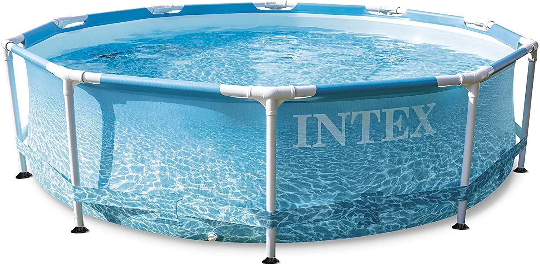 Bazén Intex 28206 Beachside Metal Frame Pool 305x76cm