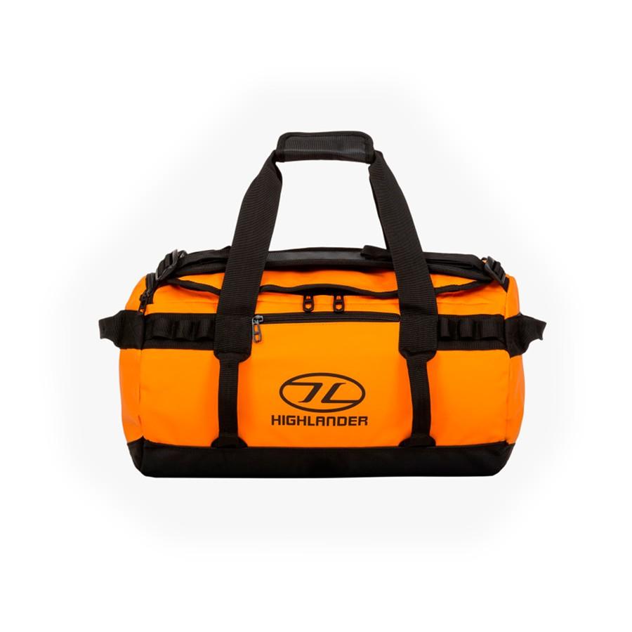 Taška Highlander Storm Kitbag (Duffle Bag) oranžová 30l