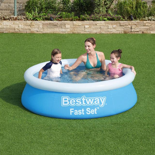 Samostavěcí bazén Bestway 57392 183x51cm