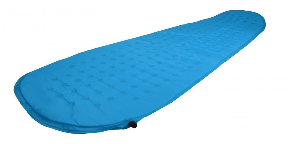 Samonafukovací karimatka Sedco Hiker 2,5cm modrá