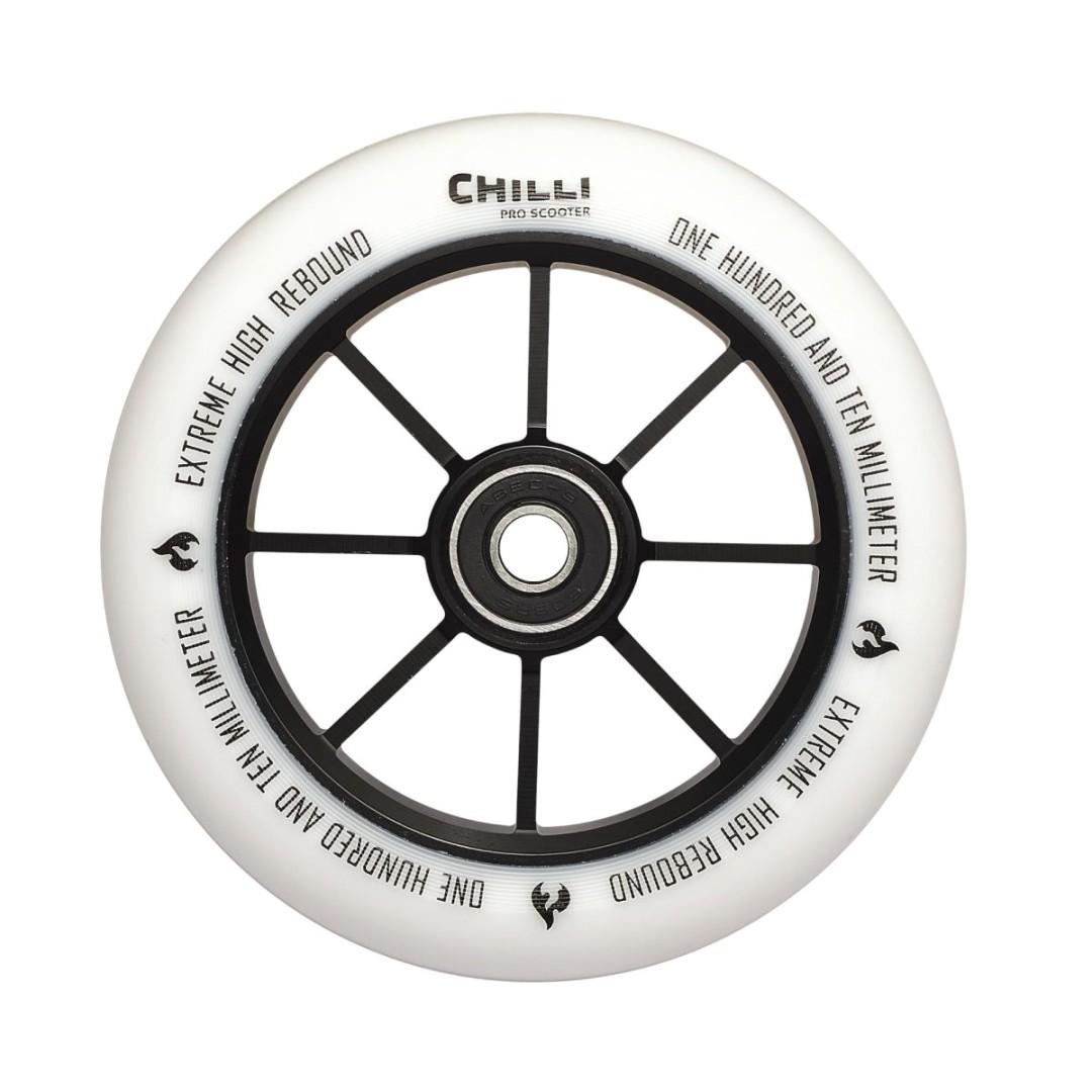 Kolečko Chilli Base 110mm bílé