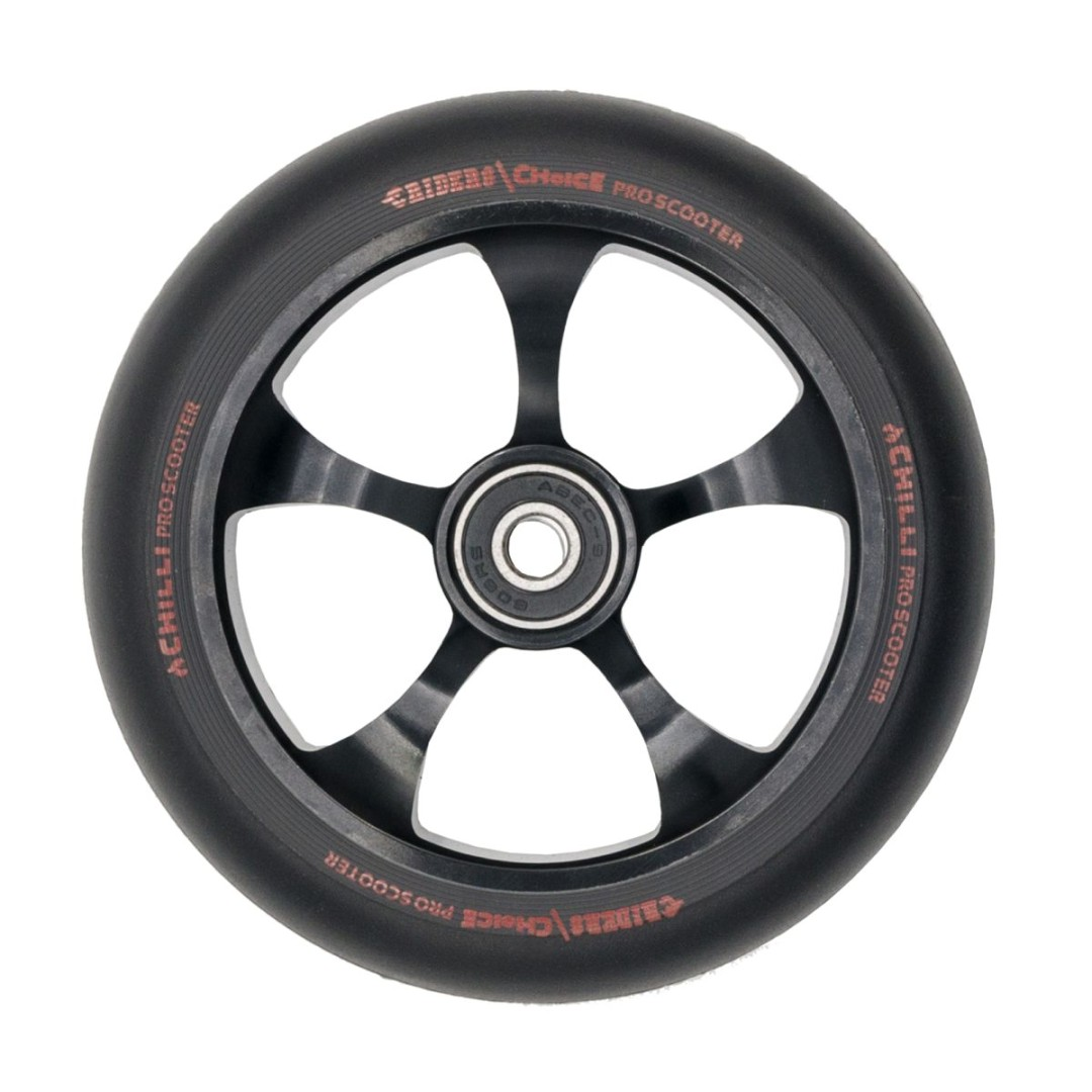 Kolečko Chilli SubZero 120mm černé
