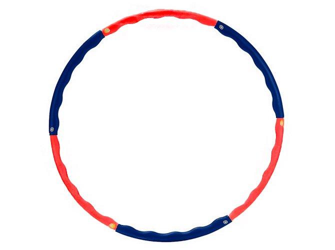 Masážní kruh Hula Hoop S-007 91cm