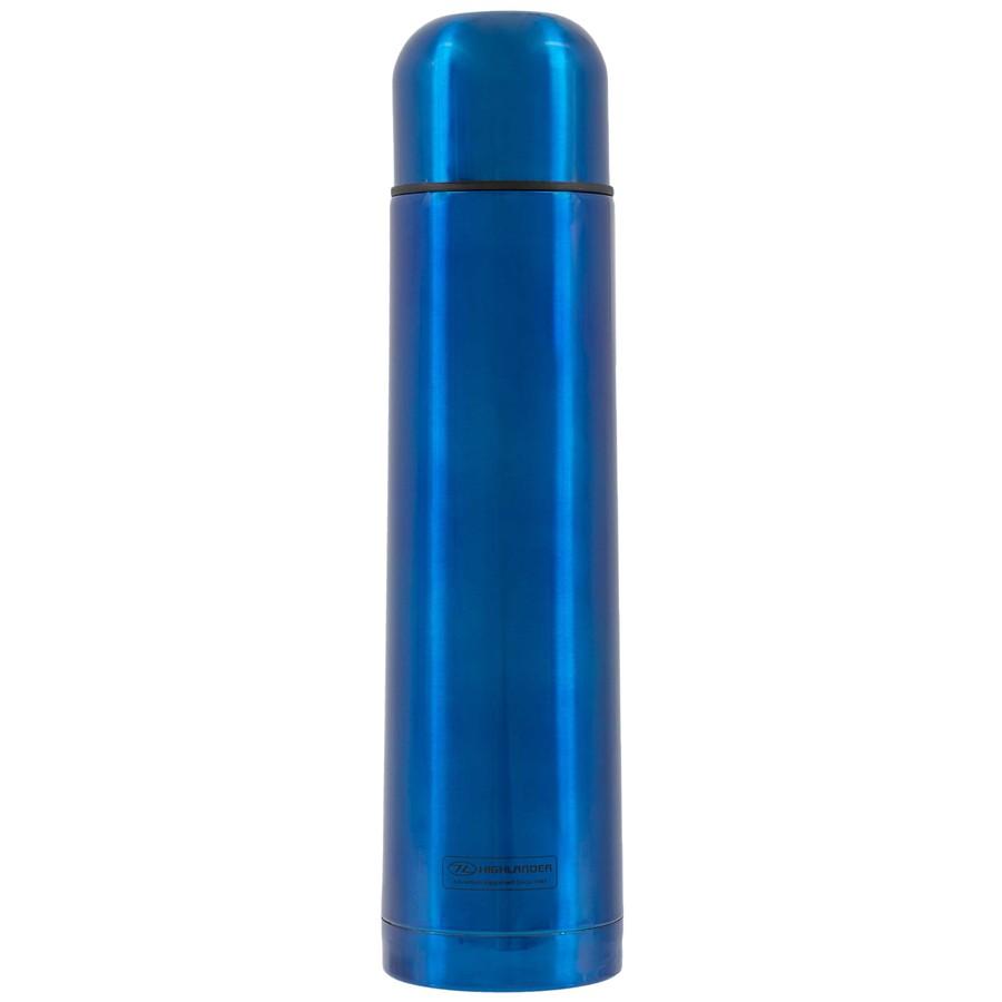 Termoska Highlander Duro flask 1000ml modrá