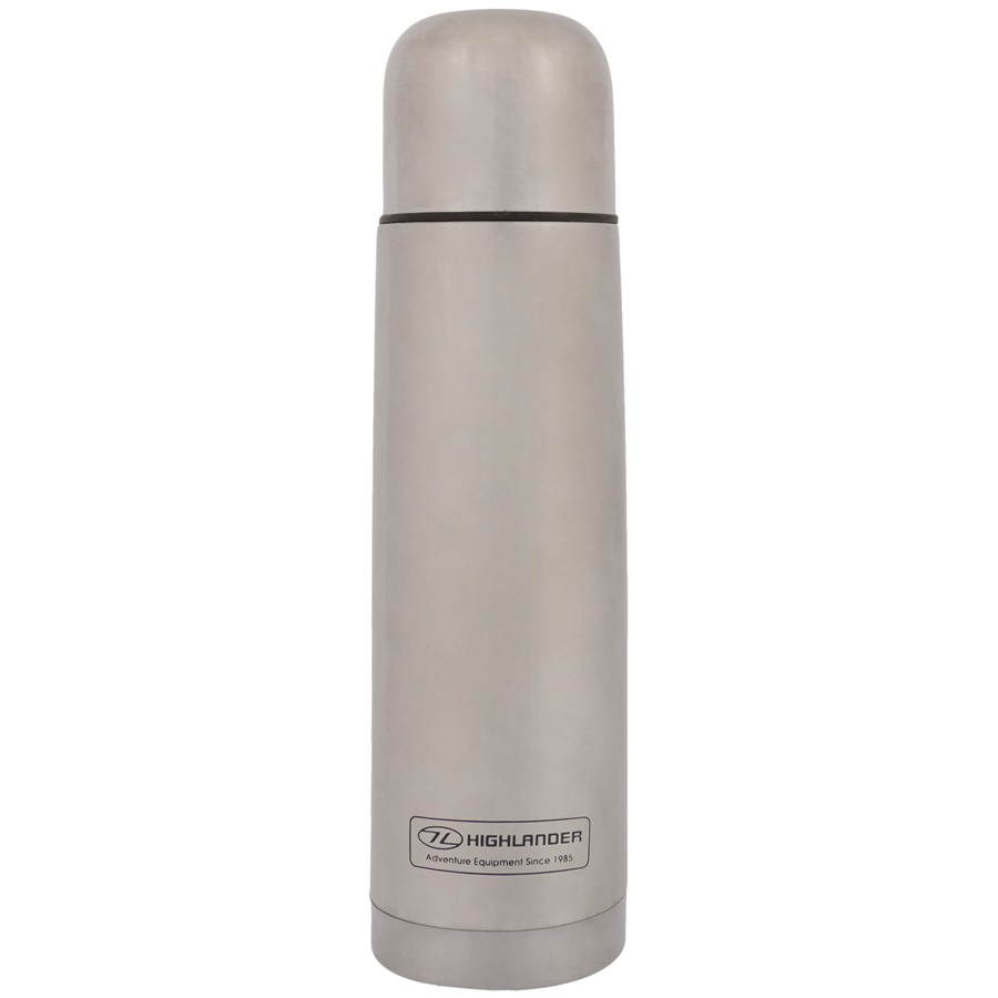 Termoska Highlander Duro flask  500ml stříbrná