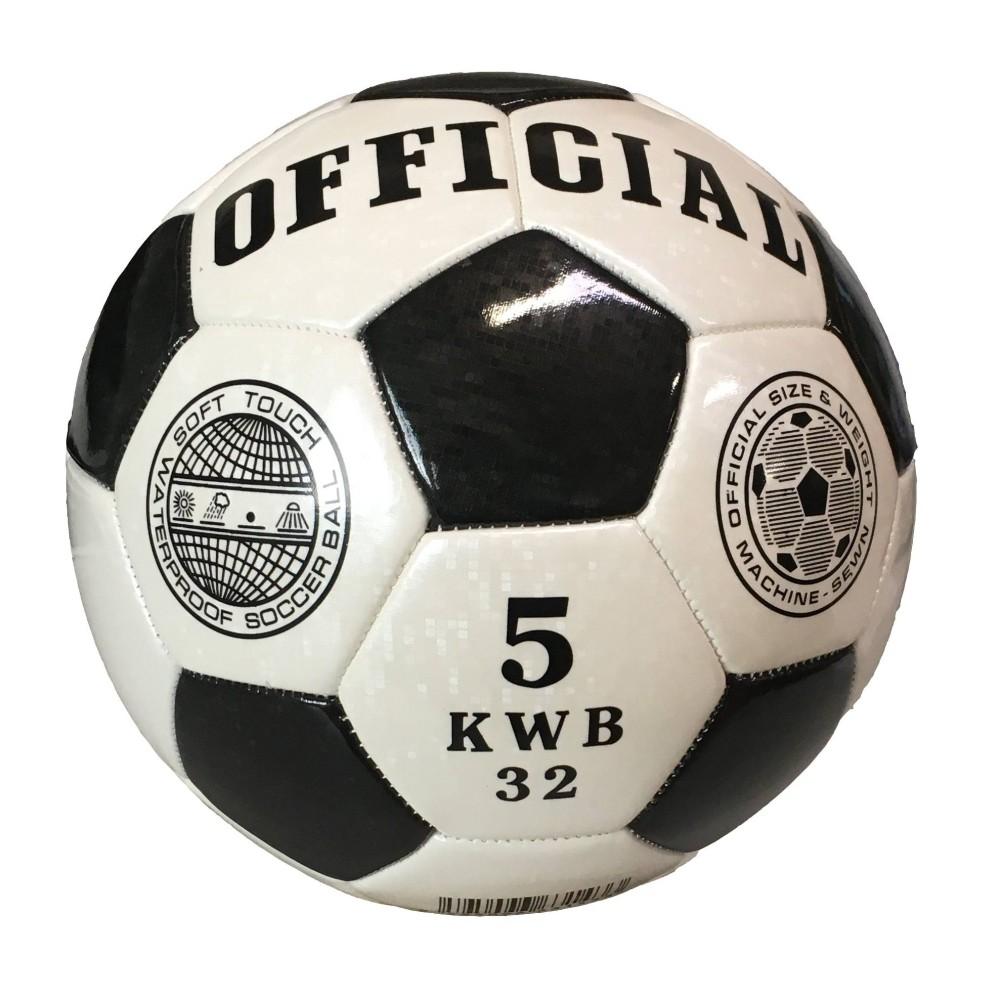 Fotbalový míč Official Sedco KWB32 vel.5