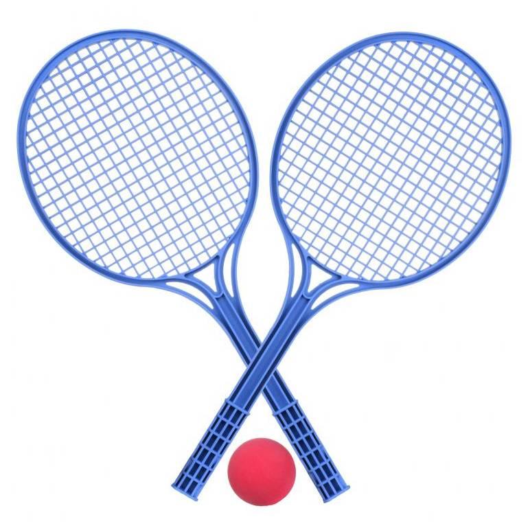 Soft tenis sada Sedco - různé barvy