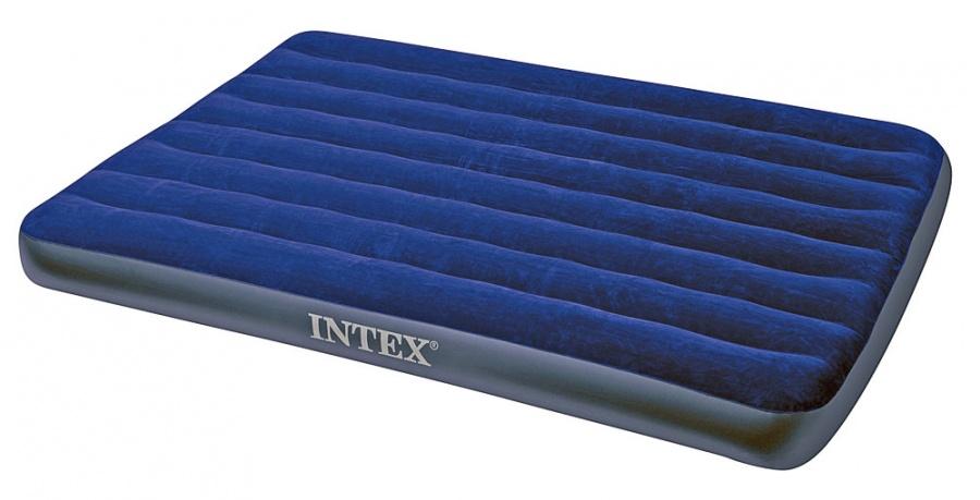 Nafukovací matrace Intex 68758 Double Full 191x137x22cm