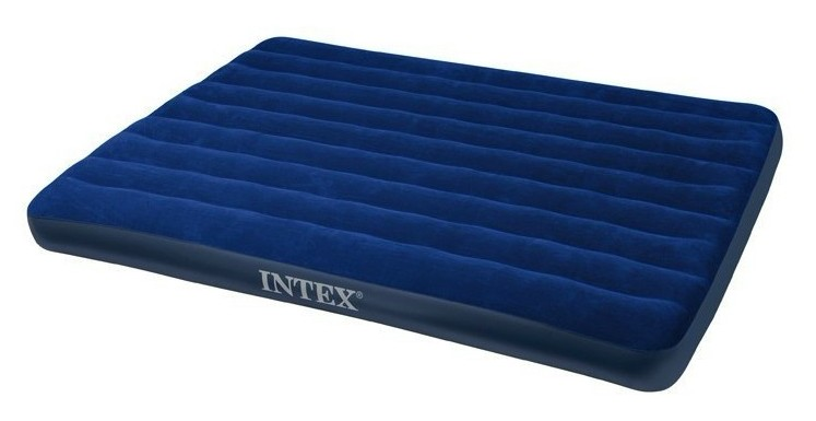 Nafukovací matrace Intex Queen