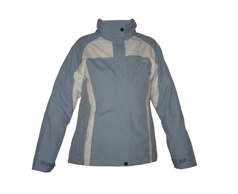 Dámská sportovní bunda Hi-Tec Ela - světle modrá