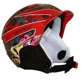 Lyžařská a snowboardová helma Worker Playful 52-56cm