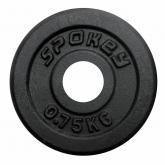 Závaží na činku Spokey Sinis 0,75kg/29mm