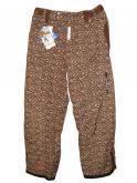 Pánské snowboardové kalhoty Hi-Tec Tamper - hnědá