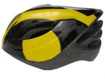 Cyklistická přilba na kolo Fly žlutá