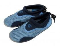 Dětské neoprenové boty do vody  Alba modré 28-34