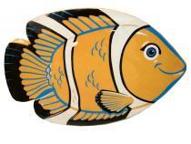 Plavecká deska ryba 46x30x3cm